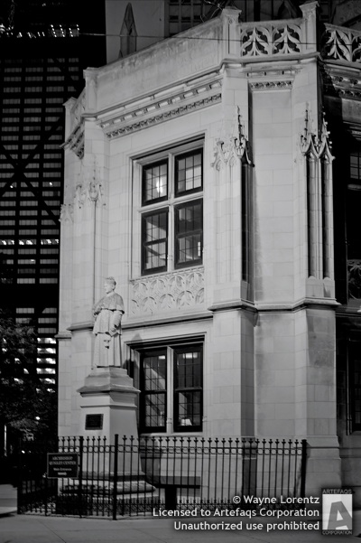 Photograph of Quigley Center - Chicago, Illinois