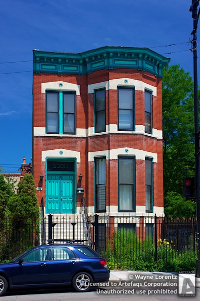 Photograph of 2200 West North Avenue - Chicago, Illinois