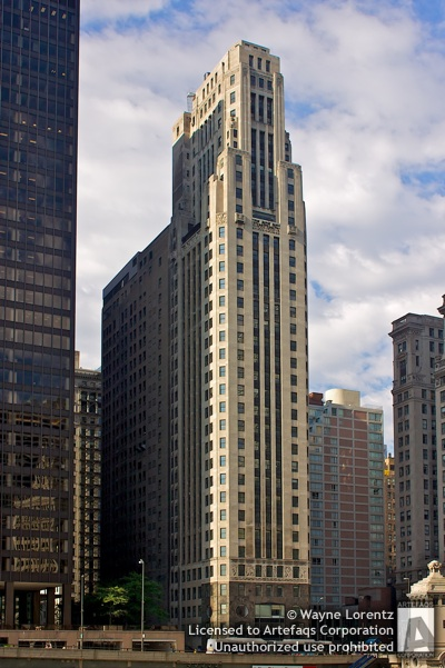 Photograph of 333 North Michigan - Chicago, Illinois