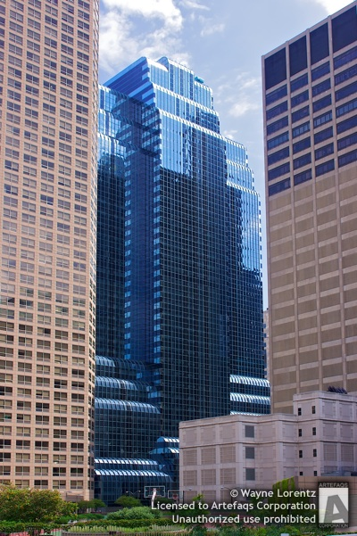 Stock photo of Citigroup Center, Chicago, Illinois