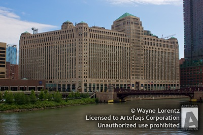Photograph of Merchandise Mart - Chicago, Illinois