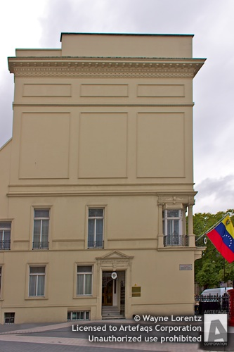 Photograph of Embassy of Venezuela - London, England