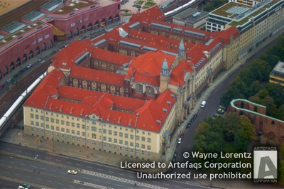 Photograph of Courts of Justice - Berlin, Germany