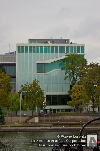 Stock photo of Embassy of The Netherlands - Berlin, Germany