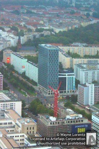 Photograph of Etap Berlin Hotel Alexanderplatz - Berlin, Germany