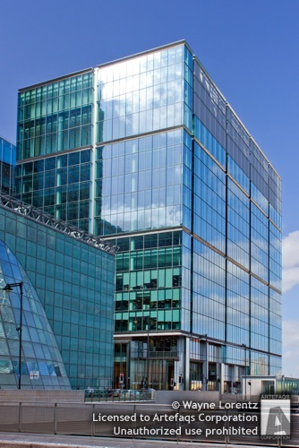 Photograph of 15 Canada Square - London, England
