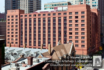 Stock photo of Embassy Suites Chicago-Downtown - Chicago, Illinois