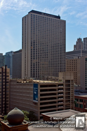 Photograph of Marriott Chicago Downtown Magnificent Mile - Chicago, Illinois