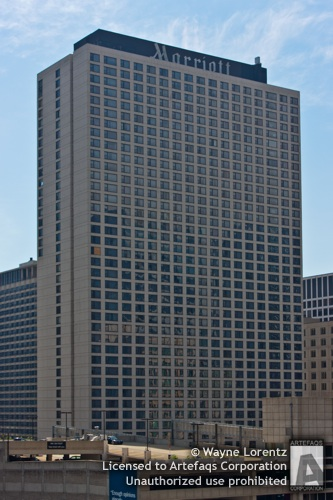 Stock photo of Marriott Chicago Downtown Magnificent Mile - Chicago, Illinois