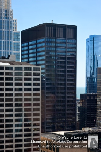 Stock photo of Daley Center, Chicago, Illinois
