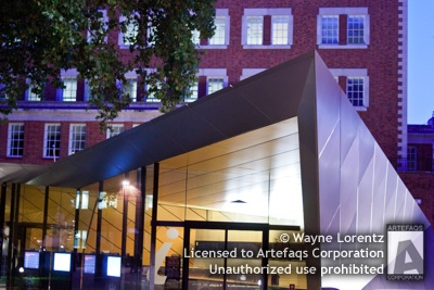 Stock photo of City of London Information Centre - London, England - London, England