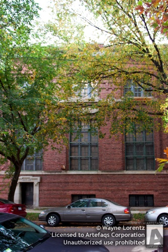 Stock photo of 1017 West Lill - Chicago, Illinois