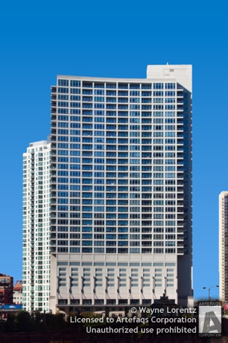 Stock photo of Riverbend Condominiums - Chicago, Illinois