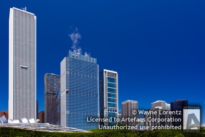 Stock photo of New East Side - Chicago, Illinois