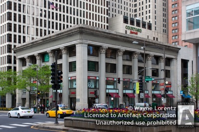 Photograph of First National Bank of Chicago - Chicago, Illinois -