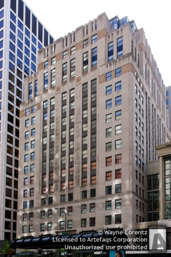 Photograph of McGraw-Hill Building - Chicago, Illinois -
