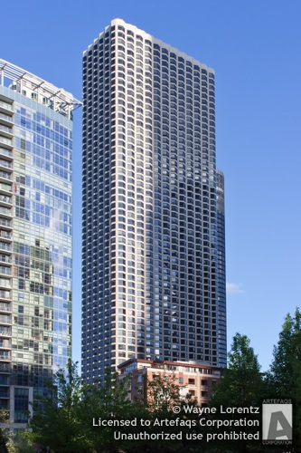 Photograph of North Harbor Tower - Chicago, Illinois -
