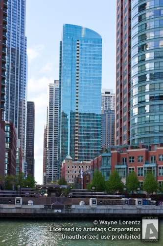 Photograph of Park View West - Chicago, Illinois -