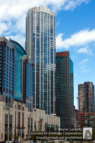 Stock photo of River East Center - Chicago, Illinois -