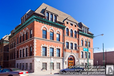 Photograph of Chicago Academy for the Arts - Chicago, Illinois -