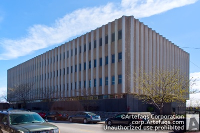 Photograph of Sherwin-Williams A.W. Steudel Technical Center - Chicago, Illinois -