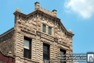 Stock photo of 1536 West 18th Street - Chicago, Illinois