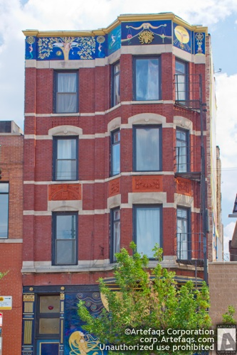 Stock photo of 1663 South Blue Island Avenue - Chicago, Illinois
