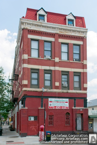 Photograph of 1801 West 18th Street - Chicago, Illinois
