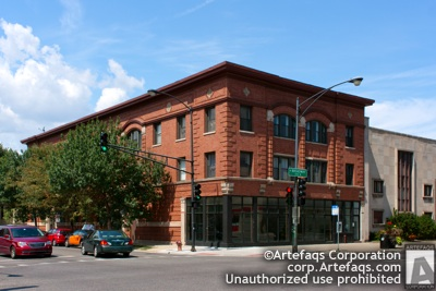 Photograph of 1310 West Foster - Chicago, Illinois,