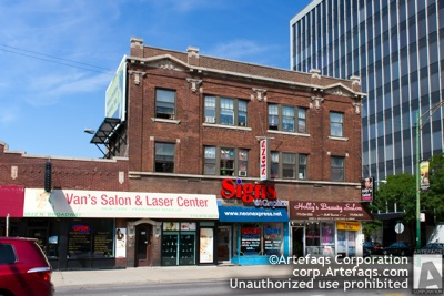 Photograph of 5018 North Broadway - Chicago, Illinois,