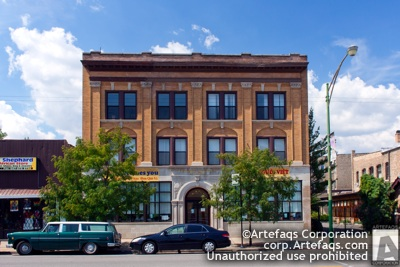 Stock photo of 5110 North Broadway - Chicago, Illinois,