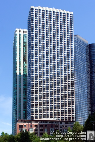 Photograph of North Harbor Tower - Chicago, Illinois,