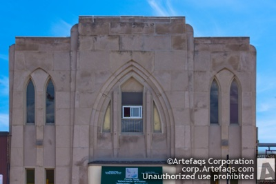 Stock photo of North Side Tabernacle of Praise - Chicago, Illinois,