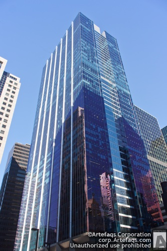 Stock photo of 155 North Wacker - Chicago, Illinois