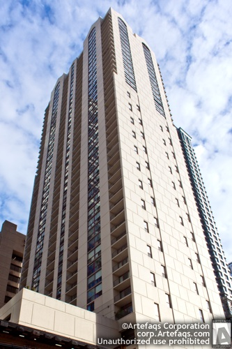 Stock photo of 200 North Dearborn - Chicago, Illinois