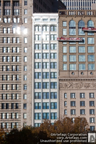 Stock photo of Lake View Building - Chicago, Illinois