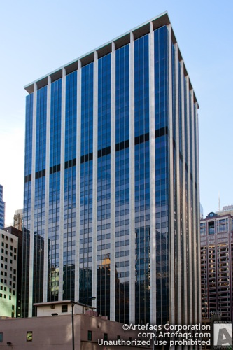 Stock photo of SBC Building - Chicago, Illinois