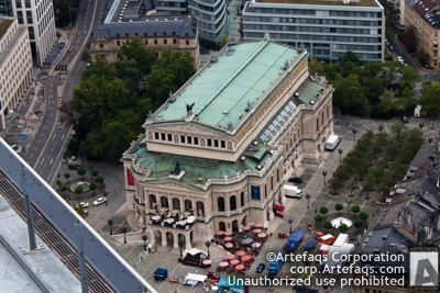 Photograph of Alte Oper - Frankfurt, Germany