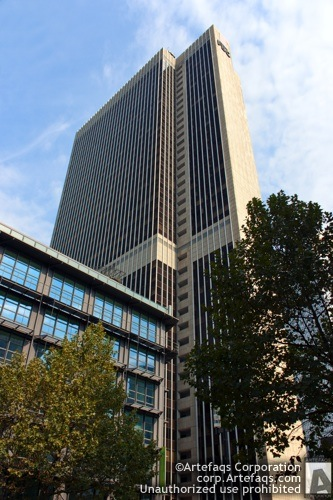 Stock photo of Buro Center - Frankfurt, Germany
