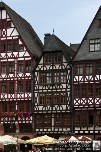 Stock photo of Grosser Laubenberg - Frankfurt, Germany