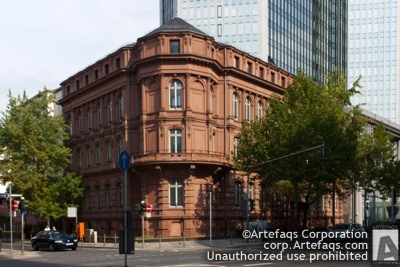 Stock photo of Mainzer Landstrasse 18 - Frankfurt, Germany