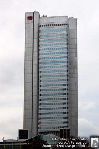 Photograph of Silver Tower - Frankfurt, Germany