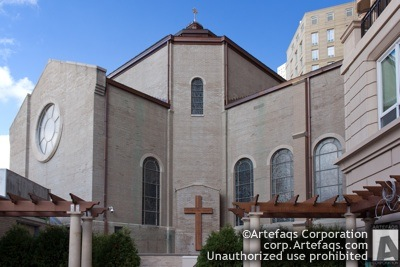 Photograph of Cabrini Shrine - Chicago, Illinois