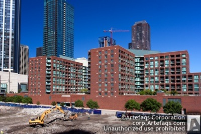 Photograph of City View Condominiums - Chicago, Illinois