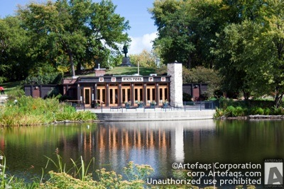 Photograph of North Pond restaurant - Chicago, Illinois