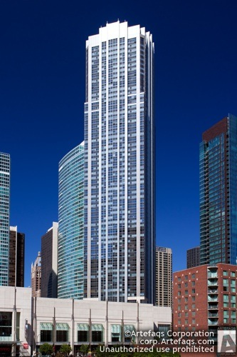 Stock photo of River East Center - Chicago, Illinois