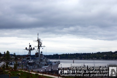Stock photo of Bremerton, Washington