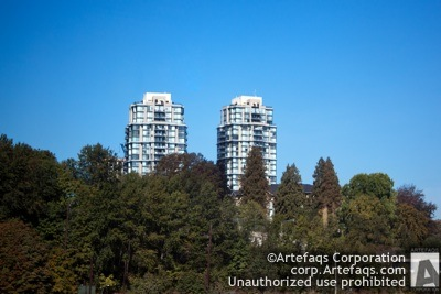 Stock photo of 11 and 15 East Royal Avenue, New Westminster, British Columbia