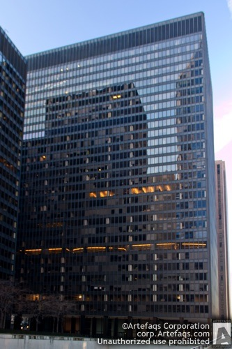 Photograph of 2 Illinois Center - Chicago, Illinois