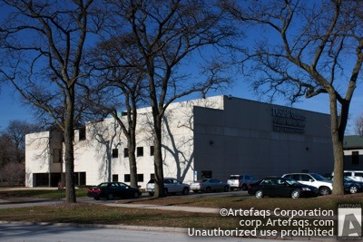Stock photo of DuSable Museum of African American History - Chicago, Illinois